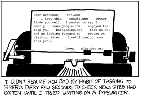 Courtesy of xkcd web comic