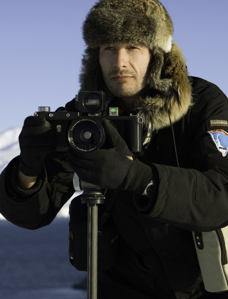 Sebastian Copeland, photographer &amp; board member, Global Green USA