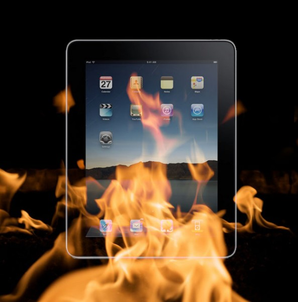 ipadfire
